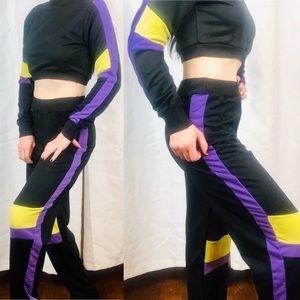 || Dope PLT Colorblock Sweatsuit ||